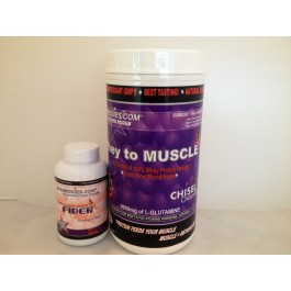 Chisel Chocolate (WPI)   & Starbodies Fiber